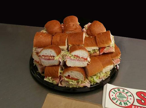 Jersey Giant Subs Catering