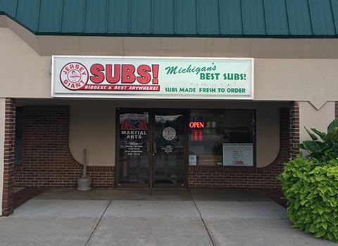 Jersey Giant Subs - Dewitt