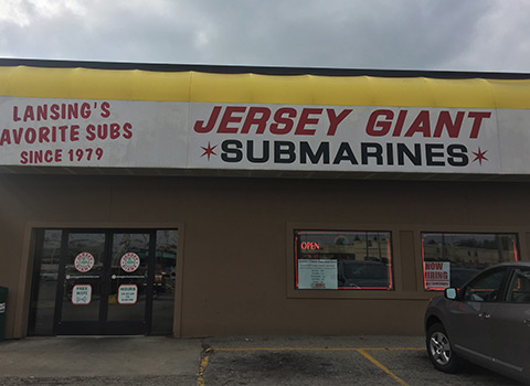 Jersey Giant Subs - Frandor